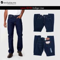 501 Indigo Liso (501001L)